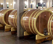 Rometti, Altesino Barrel Room
