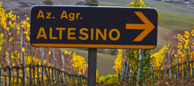 Rometti, Altesino Sign